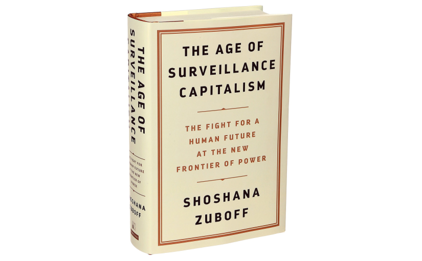 L'Age du capitalisme desurveillance